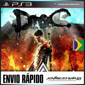 Dmc Devil May Cry - Legendado Em Português - Ps3 Psn Digital