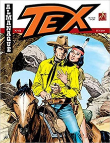 Tex Almanaque - Vol. 51