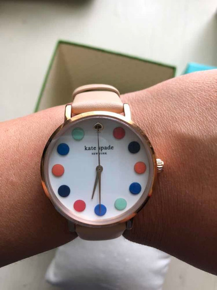 Reloj Kate Spade Nuevo Original Extensible Piel 1yru0735