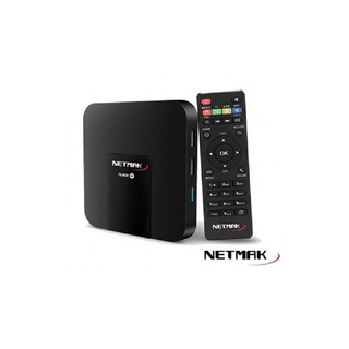 Tv Box Android Smart Tv Mini Pc Netflix 4k Netmak La Plata