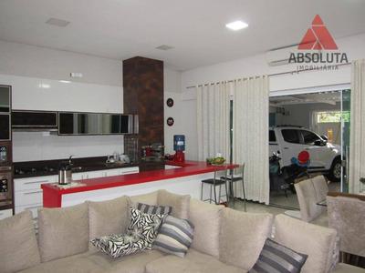 Casa Com 3 Dormitórios (1 Suíte) À Venda, 120 M² Por R$ 420.000 - Jardim San Marino - Santa Bárbara D
