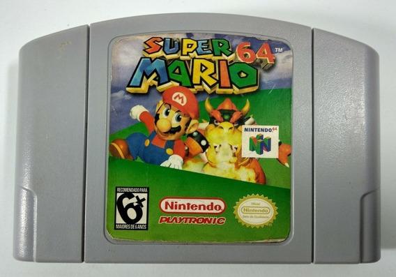 Super Mario 64 Original - N64