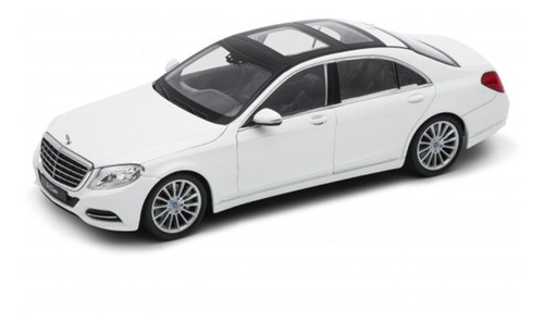 Auto Mercedes Benz S Class Coleccion Welly 1:24 St