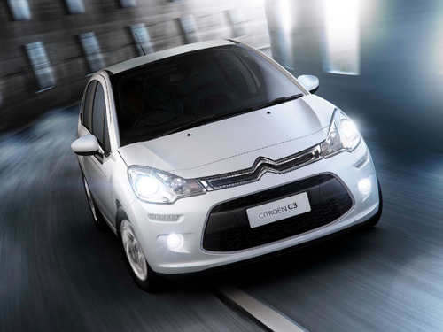 Citroën C3 1.6 Vti 115 Live