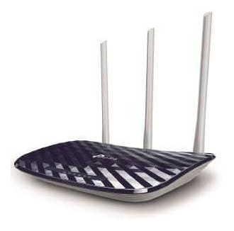 Roteador Wireless Tplink Archer C20v2 750mbps 3ant - Tpn003
