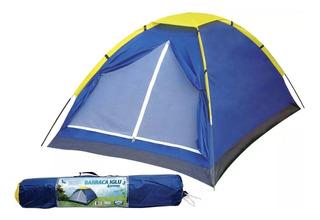 Barraca Camping Mor Iglu 4 Pessoas 2,10 X 2,10 X 1,30 M