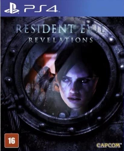 Resident Evil Revelations - Legendas Em Portugues - Ps4