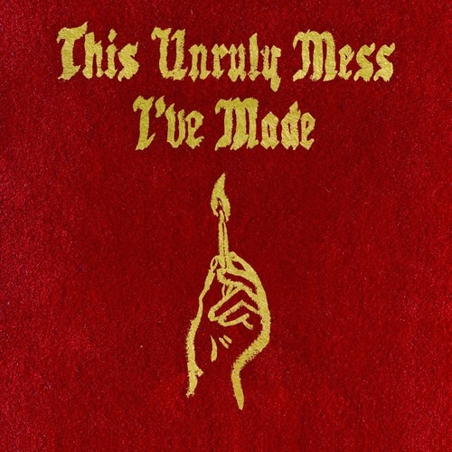 Cd Macklemore & Ryan Lewis This Un Ruly Mess I Be Made