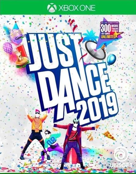Just Dance 2019 - Xbox One - Midia Digital Online + Brinde
