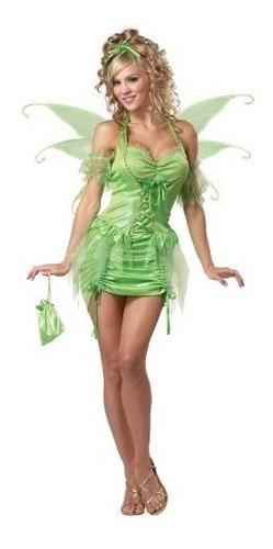 Disfraces De California Ojo De Mujer Candy Tinkerbell Fairy