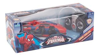 Spiderman Radio Control Con 7 Funciones Ditoys