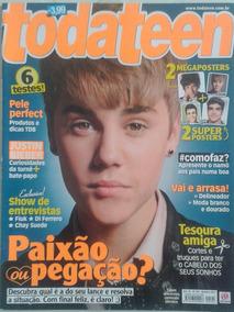 Revista Todateen 191 - Justin Bieber + Entrevista Chay Suede