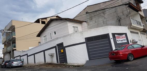 Sobrado Mirante De Jandira 2 Quartos, Casa De Esquina