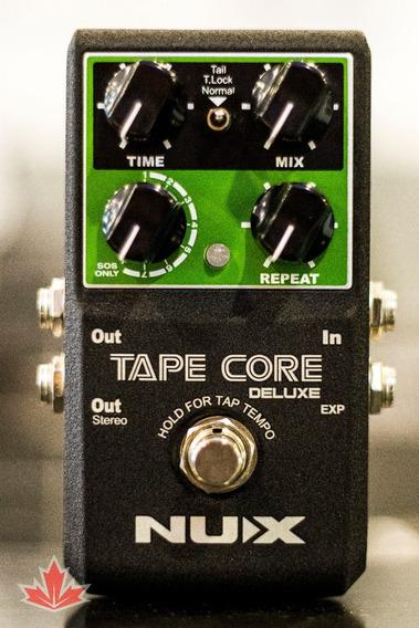Pedal Tape Core Delay Analogico - Nf E Garantia - Oficial