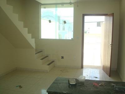 Casa Geminada Com 2 Quartos Para Alugar No Nacional Em Contagem/mg - 2095