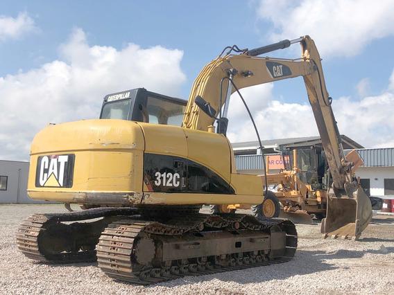 Escavadeira Caterpillar 312cl- 2007= Cx180c,cx130c,cx220c