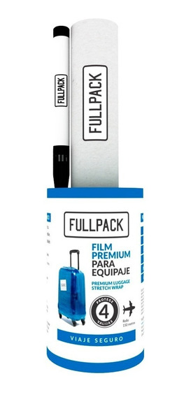 Film Protector Para Valijas Full Pack - Top3