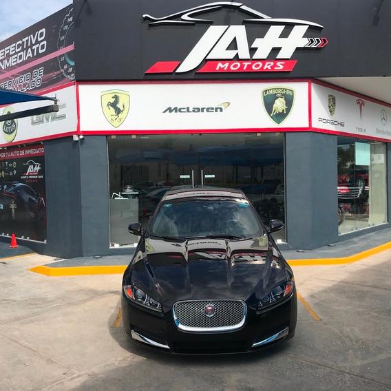 Jaguar Xf Portfolio 2014