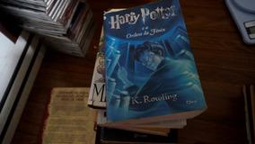 Livro J.k. Rowling - Harry Potter E A Ordem Da Fenix