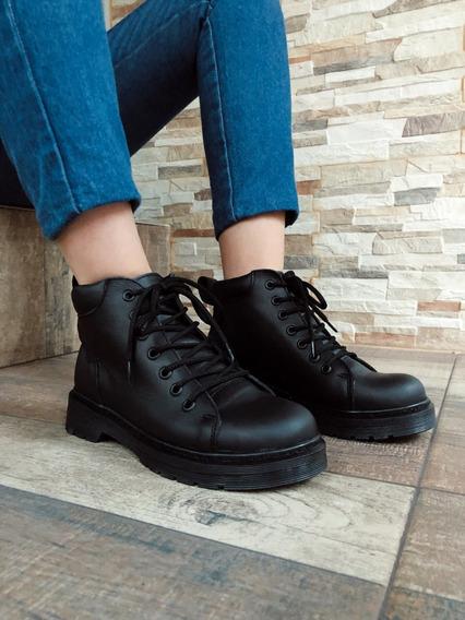 Borcegos Aruba Originals Flat Simona Shoes Zapatos Borceguie