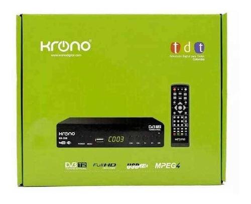 Tdt Decodificador Para Tv Receptor Televisor Tdt Codificador