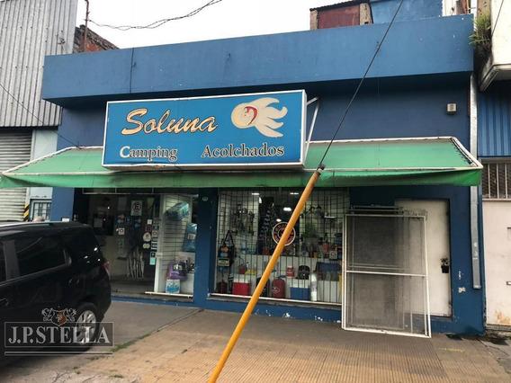 Local Comercial De Losa Y Deposito En 2 Plantas - Ramos Mejia