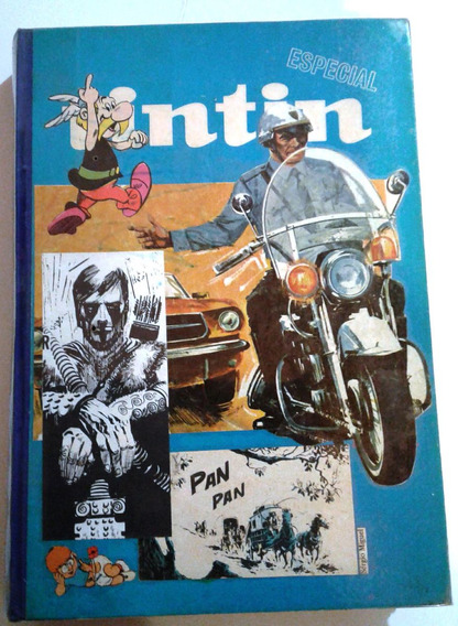 Revista Semanal Tintin Encadernada Especial