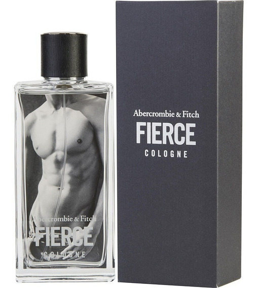 Perfume Abercrombie & Fitch Fierce 100ml Original Lacrado