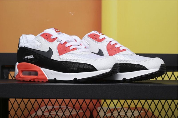 Tênis Nke Air Max 90 2016 Og Original Barato Envio Normal