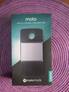 Projertor Insta Share Moto Mods