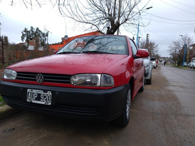 Volkswagen Gol 1.6 Gld 1996