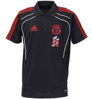 Playera Polo Original adidas Liverpool Inglaterra Chica