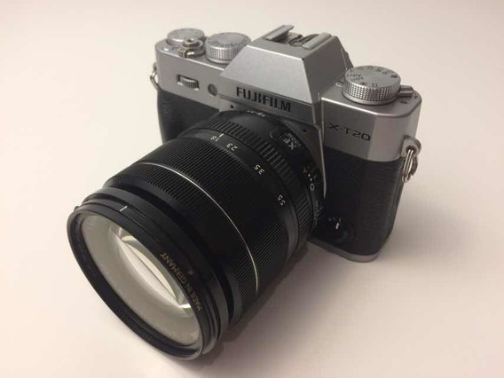 Câmera Fujifilm Xt20 Fuji Xt 20 Lente 18-55