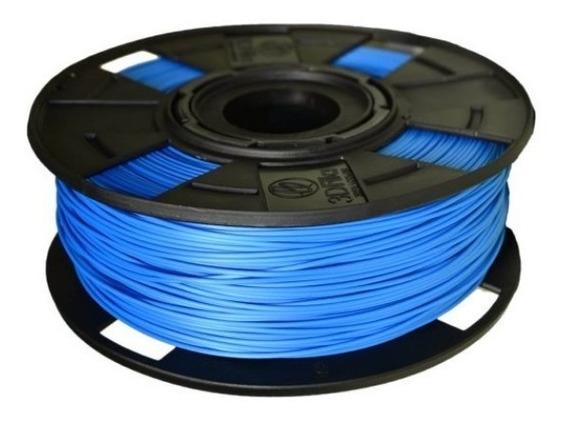 Filamento Pla Azul Easyfill 1,75mm Impressão3d Df 500 Gramas