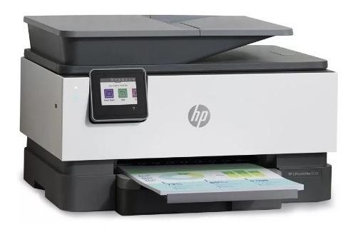 Impressora Multifuncional Jato De Tinta Color Hp Pro 9010