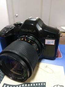 Yashica 109 Com Lente Zoom 35-70mm