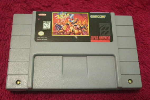 Final Fight 3 Original Usa Para Super Nintendo Snes
