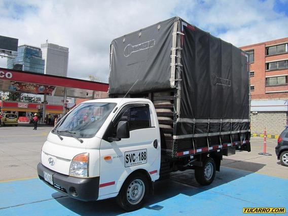Hyundai H100 Porter - Estacas