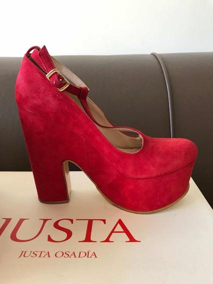 Zapatos Justa Osadía Talle 35.5