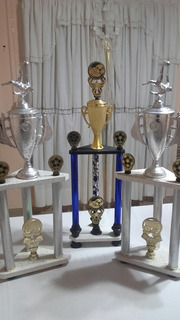 Trofeo De Fútbol Copa C/ Chilena