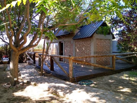 Alquilo Cabaña Por Dia/mendoza