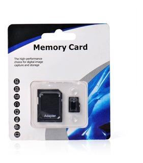 512 Gb Micro Sdhc Xc + Adaptador - 2018