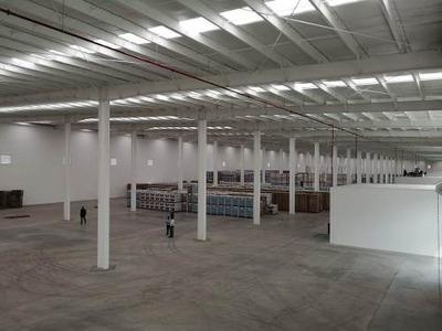 Renta De Bodega Industrial En Tepotzotlán Estado De México