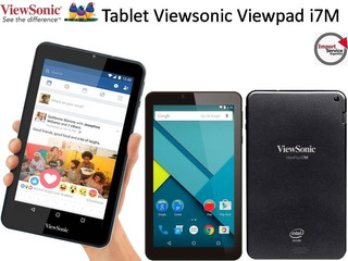 Oferta Equipo De Muestra Tablet 7¿ Viewsonic Viewpad I7m