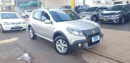 Renault Sandero 1.6 Stepway Tweed 8v Flex 4p Manual