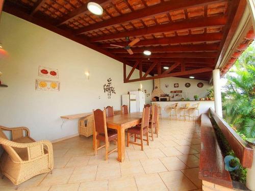 Casa Térrea 03 Suítes - Jardim Sumaré - Ca1957