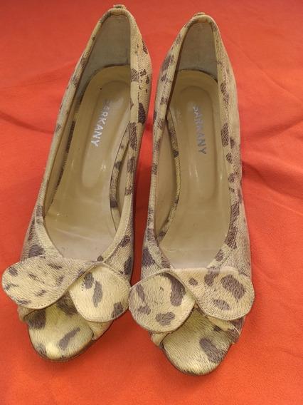 Zapatos Sarkany Boca De Pez Numero 36