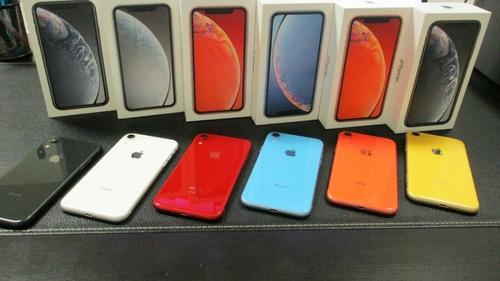 Imagen 1 de 3 de Apple iPhone XR 256gb Factory Unlocked