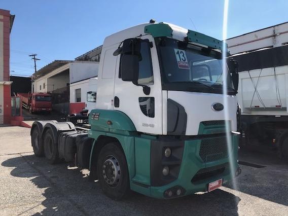 Ford Cargo 2842 Aut. 2013 Baixa Km= Fh 400 420 Vw 25420 2544