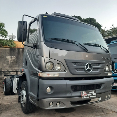 Mercedes-benz Accelo 1016 No Chassi 2016